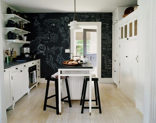 Ngắm hoài không chán 16 căn bếp vượt thời gian với gam màu đen – trắng - Ảnh 16.