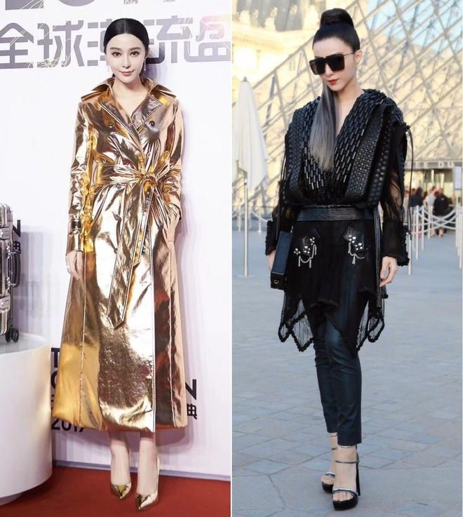 Style của bộ 3 Hoàn Châu Cách Cách: A hoàn trở thành nữ hoàng thảm đỏ sang chảnh lồng lộn, 2 công chúa lại đơn giản, nhẹ nhàng bất ngờ - Ảnh 17.
