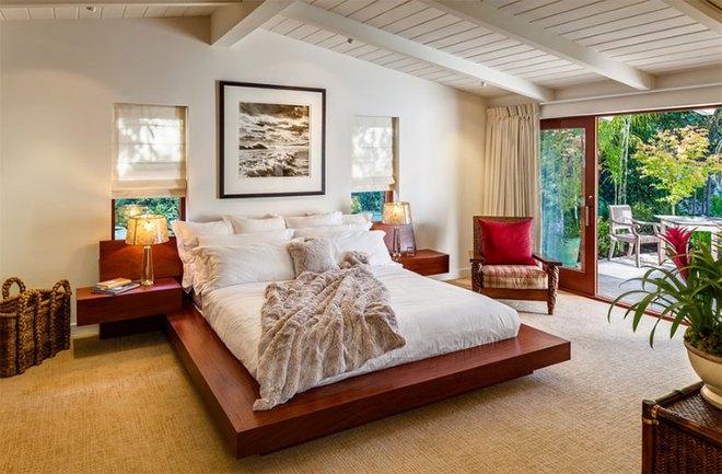 Thiết kế phòng ngủ theo phong cách Midcentury ấm áp đón đông về - Ảnh 18.