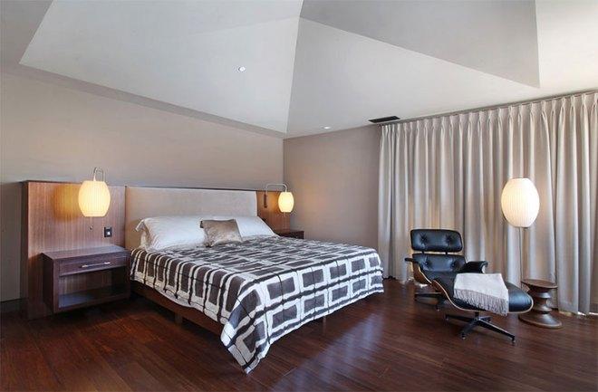 Thiết kế phòng ngủ theo phong cách Midcentury ấm áp đón đông về - Ảnh 19.