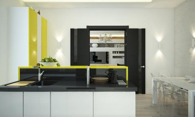 13 mẫu phòng bếp với thiết kế khiến bất kỳ ai cũng ghen tỵ và ao ước - Ảnh 16.