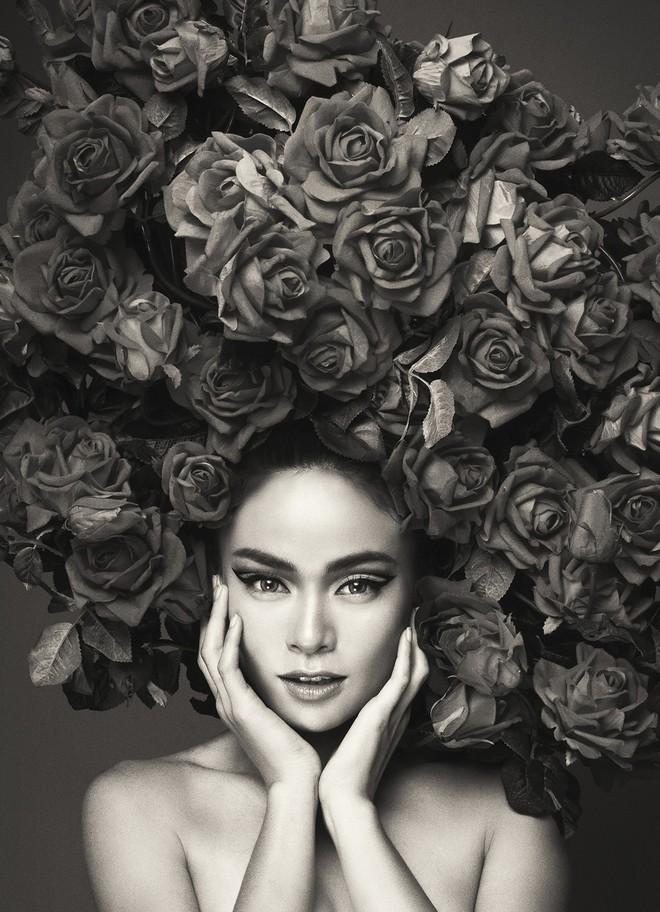 Hà Tăng vai trần, Kỳ Duyên cùng loạt mỹ nhân Việt khác trút bỏ xiêm y trong bộ ảnh của NTK Đỗ Mạnh Cường - Ảnh 20.