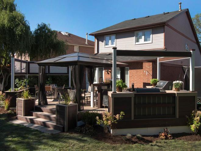 Những ý tưởng tuyệt vời cho việc cải tạo hiên nhà và sân vườn - Ảnh 20.