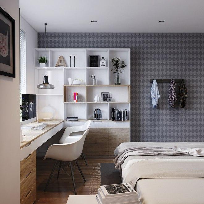 6 ý tưởng thiết kế phòng ngủ đẹp hoàn hảo thu hút mọi ánh nhìn - Ảnh 3.