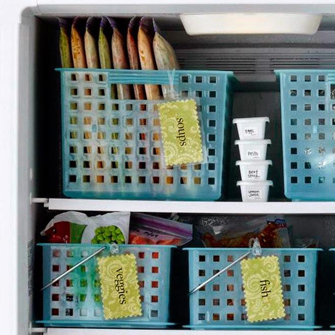 10 mẹo nhỏ mà hay để tạo ra cuộc cách mạng bên trong chiếc tủ lạnh nhà bạn - Ảnh 3.