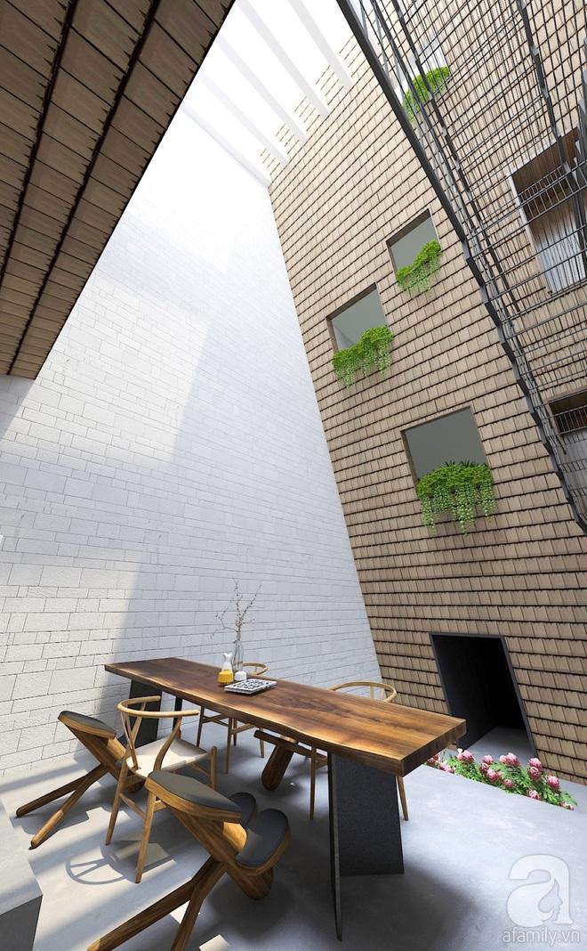 Với 1.5 tỷ đồng, KTS đã hoàn thiện căn nhà ống 3.5 tầng với tổng diện tích gần 300m² - Ảnh 8.