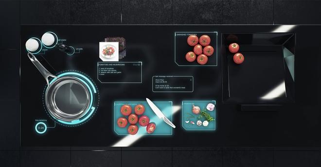 13 mẫu phòng bếp với thiết kế khiến bất kỳ ai cũng ghen tỵ và ao ước - Ảnh 3.