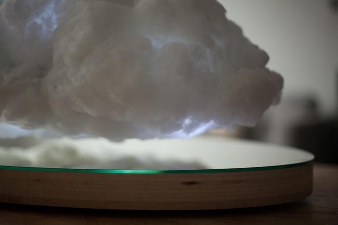 Video: Trang trí phòng khách bay bổng cùng những đám mây nhân tạo   - Ảnh 4.