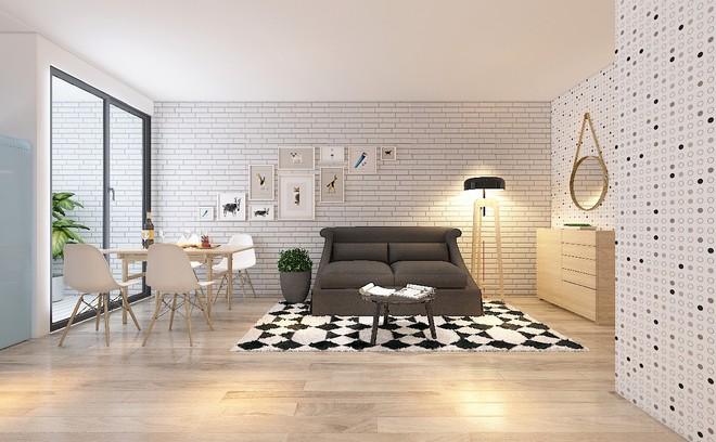 Tư vấn bố trí nội thất căn hộ 67m² với tổng chi phí chưa đến 80 triệu cho chàng trai 23 tuổi độc thân - Ảnh 4.