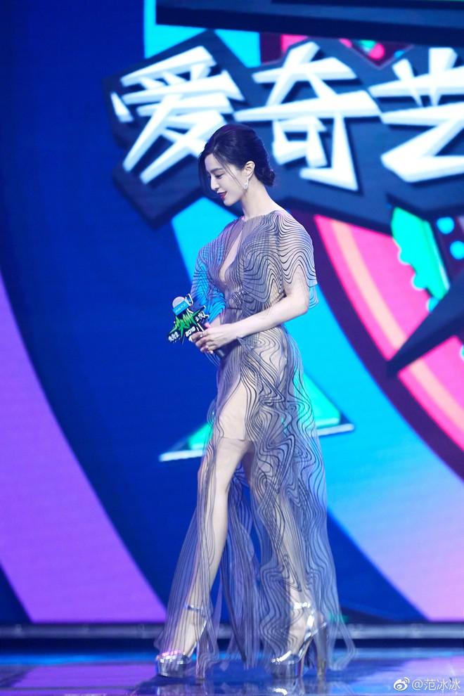 Không đi thảm đỏ, Phạm Băng Băng vẫn khiến netizen mắt tròn mắt dẹt vì chiếc đầm quá xuất sắc! - Ảnh 3.