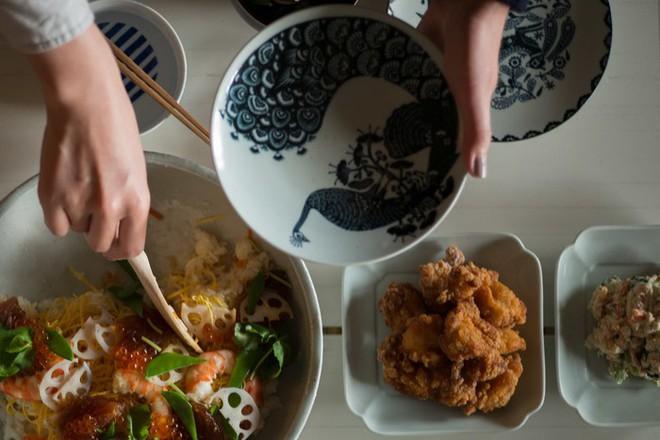 Những bộ bát đĩa bằng gốm Nhật khiến chị em không ngừng tìm kiếm - Ảnh 3.