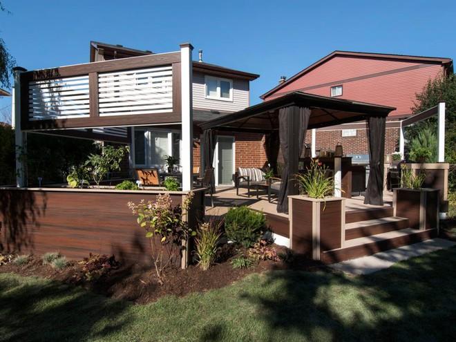 Những ý tưởng tuyệt vời cho việc cải tạo hiên nhà và sân vườn - Ảnh 21.