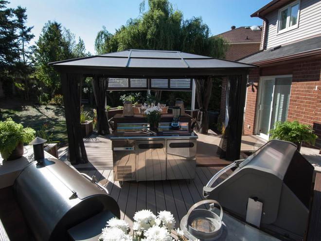 Những ý tưởng tuyệt vời cho việc cải tạo hiên nhà và sân vườn - Ảnh 23.