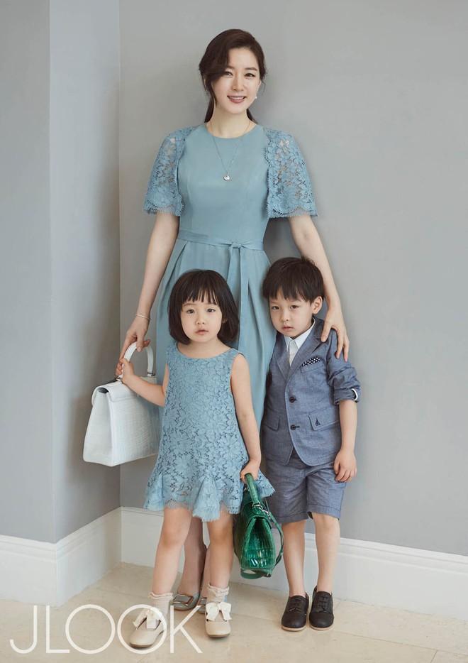 """Đâu kém cạnh bố mẹ là sao lớn xứ Hàn, các thiên thần nhí này cũng """"nổi như cồn"""", vang danh khắp mọi nơi - ảnh 24"""
