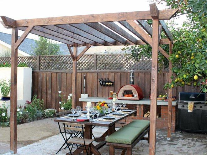 Những ý tưởng tuyệt vời cho việc cải tạo hiên nhà và sân vườn - Ảnh 25.