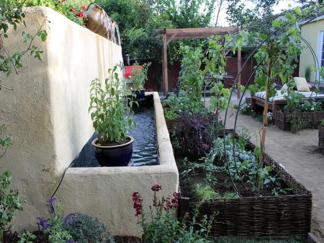Những ý tưởng tuyệt vời cho việc cải tạo hiên nhà và sân vườn - Ảnh 26.
