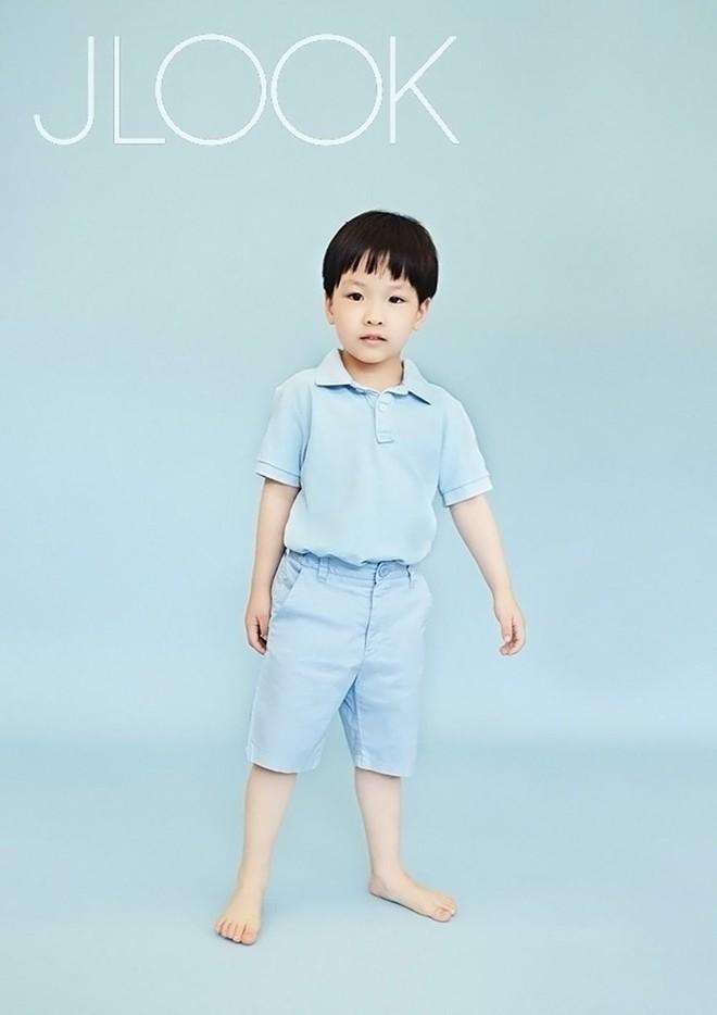 """Đâu kém cạnh bố mẹ là sao lớn xứ Hàn, các thiên thần nhí này cũng """"nổi như cồn"""", vang danh khắp mọi nơi - ảnh 26"""