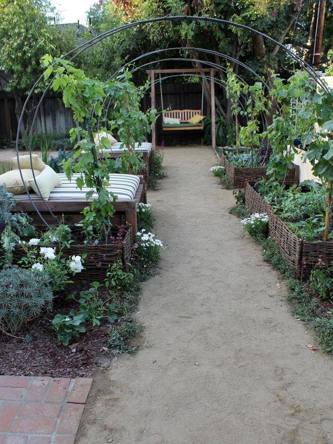 Những ý tưởng tuyệt vời cho việc cải tạo hiên nhà và sân vườn - Ảnh 27.