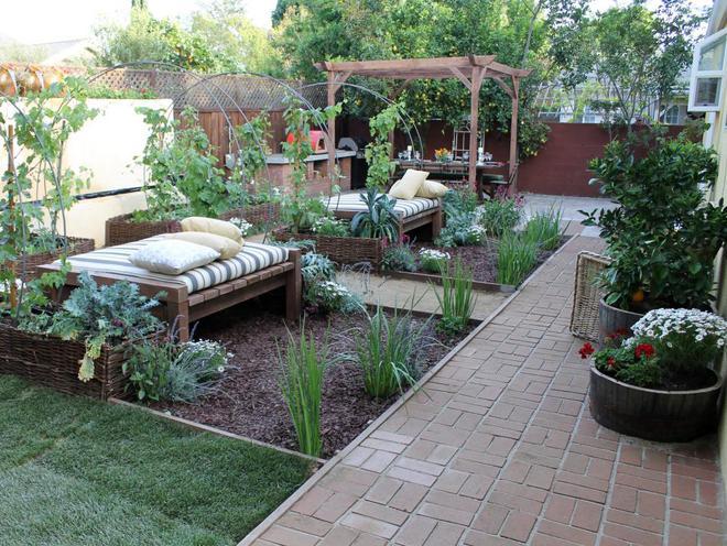 Những ý tưởng tuyệt vời cho việc cải tạo hiên nhà và sân vườn - Ảnh 28.