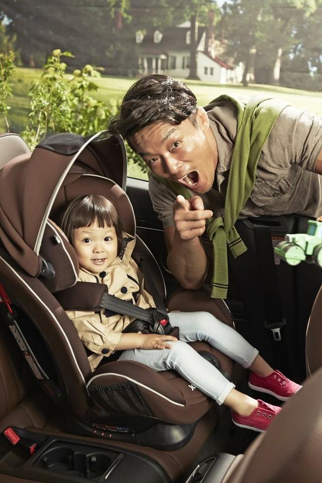 """Đâu kém cạnh bố mẹ là sao lớn xứ Hàn, các thiên thần nhí này cũng """"nổi như cồn"""", vang danh khắp mọi nơi - ảnh 30"""