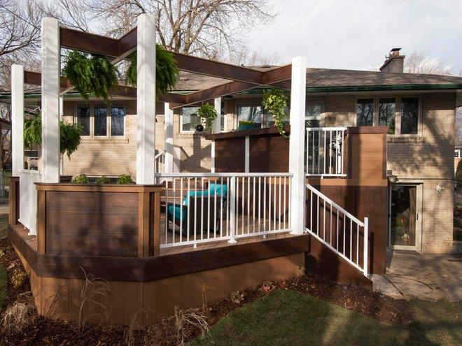 Những ý tưởng tuyệt vời cho việc cải tạo hiên nhà và sân vườn - Ảnh 4.