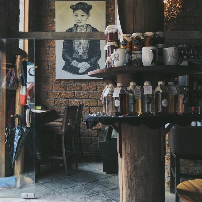 5 quán cafe rất xinh mà view tuyệt đẹp nhất định nên ghé khi đến Sa Pa - Ảnh 6.