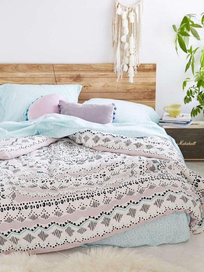 Những căn phòng ngủ chẳng cần đến giường nhưng khiến ai cũng thích - Ảnh 4.
