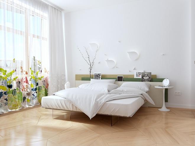 6 ý tưởng thiết kế phòng ngủ đẹp hoàn hảo thu hút mọi ánh nhìn - Ảnh 4.