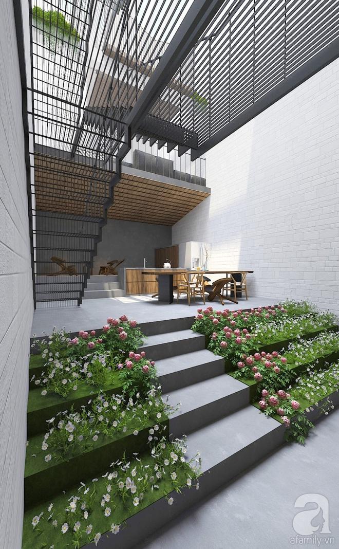 Với 1.5 tỷ đồng, KTS đã hoàn thiện căn nhà ống 3.5 tầng với tổng diện tích gần 300m² - Ảnh 9.
