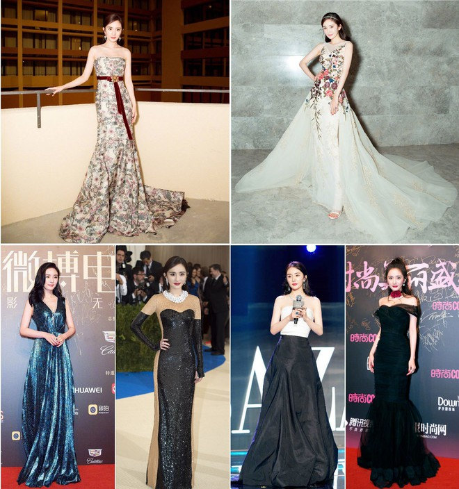 """""""Chặt chém"""" hết mọi mỹ nhân khác, đây là 5 ngôi sao Hoa ngữ sở hữu thời trang thảm đỏ đẹp nhất năm 2017 - Ảnh 4."""