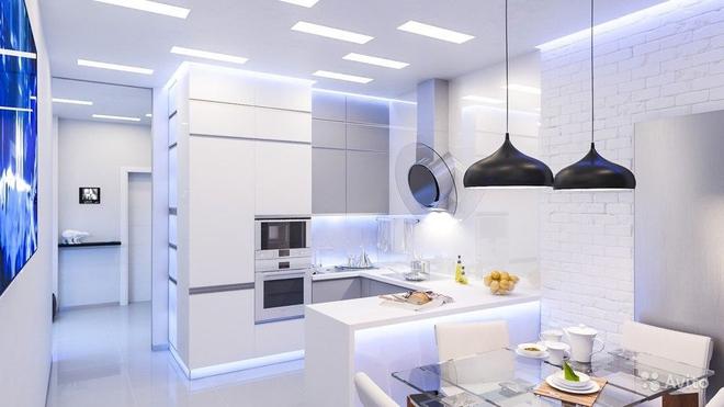13 mẫu phòng bếp với thiết kế khiến bất kỳ ai cũng ghen tỵ và ao ước - Ảnh 24.