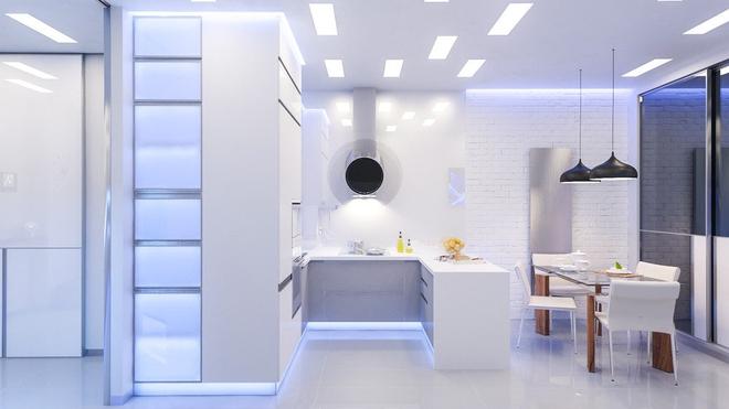 13 mẫu phòng bếp với thiết kế khiến bất kỳ ai cũng ghen tỵ và ao ước - Ảnh 26.