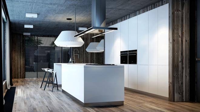 13 mẫu phòng bếp với thiết kế khiến bất kỳ ai cũng ghen tỵ và ao ước - Ảnh 29.