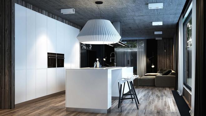 13 mẫu phòng bếp với thiết kế khiến bất kỳ ai cũng ghen tỵ và ao ước - Ảnh 30.