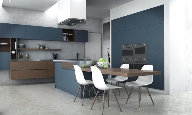 13 mẫu phòng bếp với thiết kế khiến bất kỳ ai cũng ghen tỵ và ao ước - Ảnh 33.