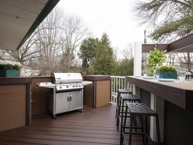 Những ý tưởng tuyệt vời cho việc cải tạo hiên nhà và sân vườn - Ảnh 5.