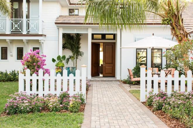 10 mẫu hàng rào vừa đẹp vừa tiết kiệm chi phí cho khu vườn nhà bạn thêm xinh - Ảnh 5.