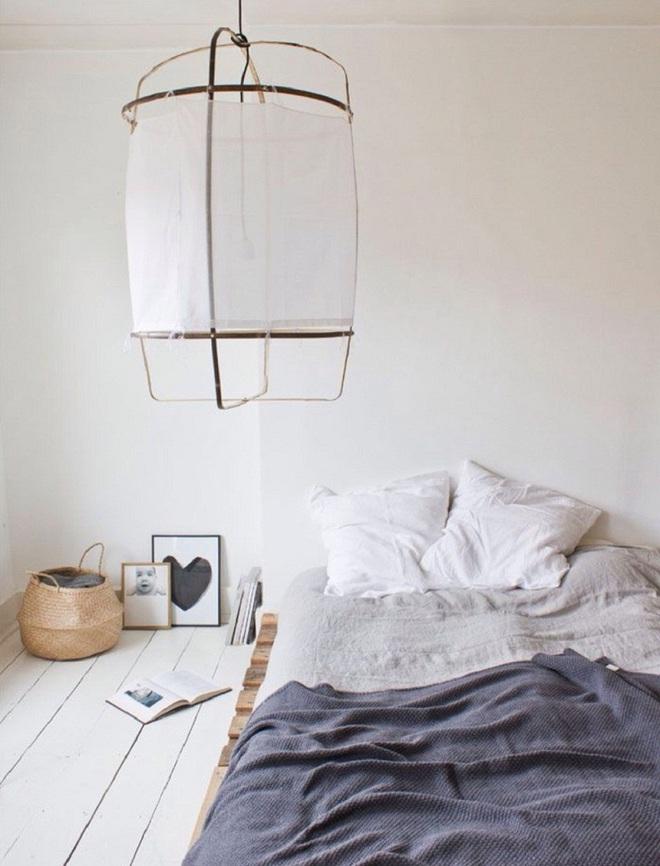 Những căn phòng ngủ chẳng cần đến giường nhưng khiến ai cũng thích - Ảnh 5.