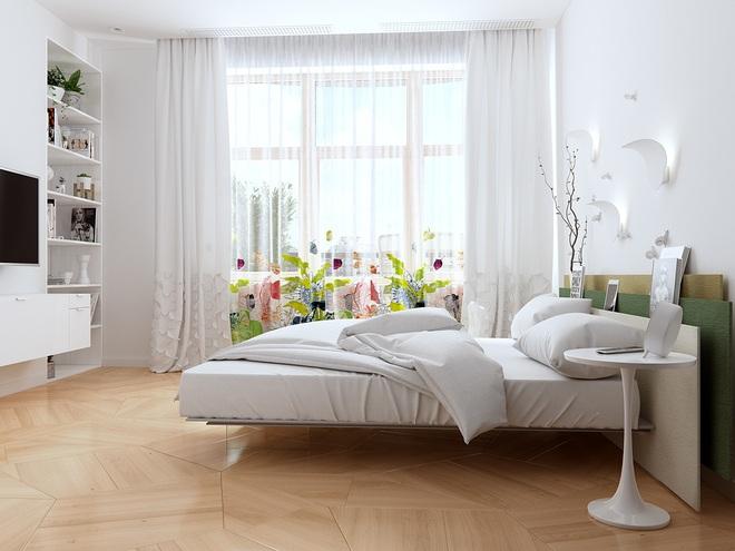 6 ý tưởng thiết kế phòng ngủ đẹp hoàn hảo thu hút mọi ánh nhìn - Ảnh 5.