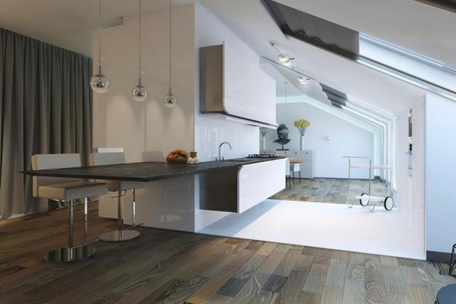13 mẫu phòng bếp với thiết kế khiến bất kỳ ai cũng ghen tỵ và ao ước - Ảnh 5.