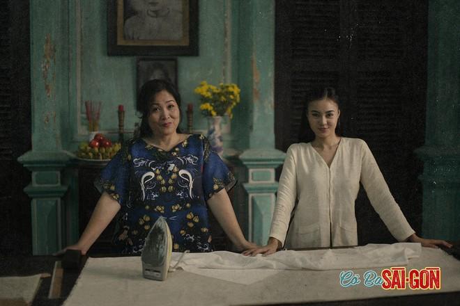 Cô Ba Sài Gòn:  Thiếu một chút là nhạt, thừa một chút là vô duyên, thế này là vừa xinh - Ảnh 6.