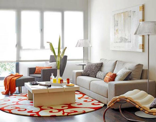 Làm thế nào để bài trí phòng khách nhỏ vỏn vẹn 10m² thành không gian đẹp? - Ảnh 5.