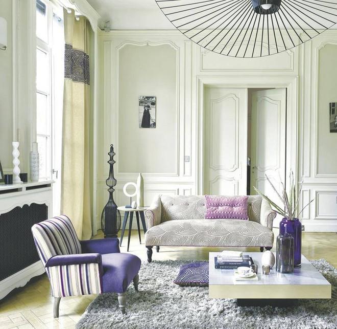 10 phòng khách nhỏ nhưng đẹp và vô cùng ấm cúng khiến bạn yêu từ cái nhìn đầu tiên - Ảnh 3.