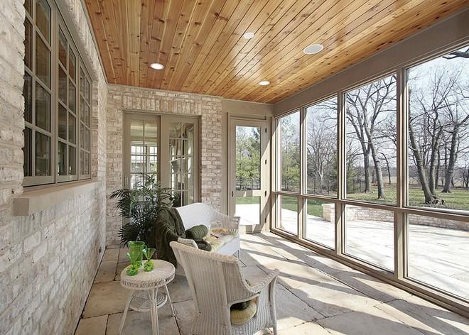 13 ý tưởng biến hiên nhà trở thành không gian nghỉ ngơi đắt giá - Ảnh 6.
