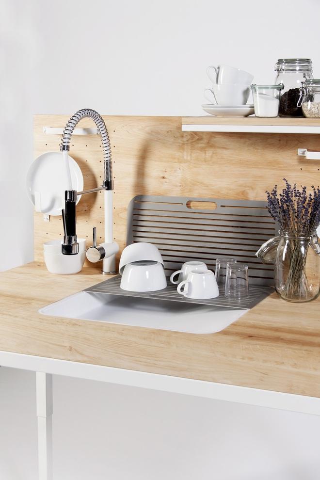 Tủ bếp thông minh - giải pháp hoàn hảo cho những căn bếp chật - Ảnh 6.