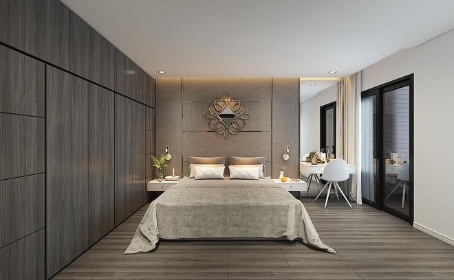 Tư vấn bố trí nội thất cho căn hộ 64m² từ vô số những nhược điểm thành không gian sống đáng mơ ước - Ảnh 6.