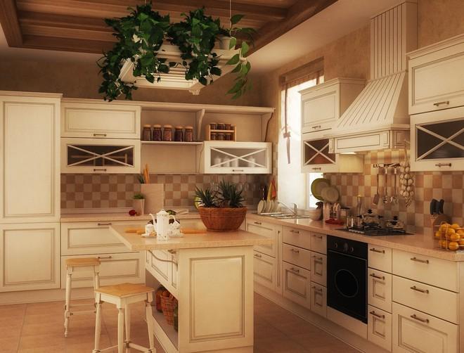10 ý tưởng phòng bếp truyền thống sang trọng nhưng vô cùng ấm cúng - Ảnh 6.