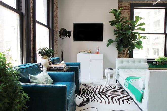 Làm thế nào để bài trí phòng khách nhỏ vỏn vẹn 10m² thành không gian đẹp? - Ảnh 6.