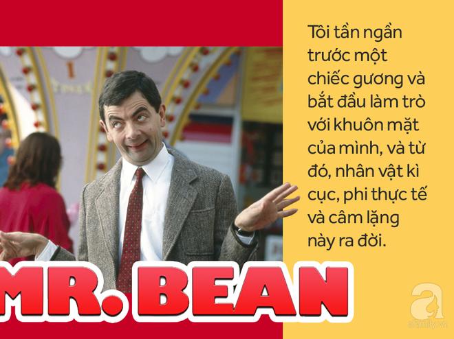 Vua hài Mr. Bean: Từ gã đàn ông bị miệt thị vì nói lắp đến siêu sao giàu có chuẩn bị đón con thứ 3 - Ảnh 1.