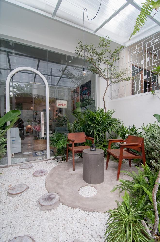 Từ nhà cấp 4 xuống cấp, ngôi nhà 60m² ở Nha Trang đã lột xác trở thành tổ ấm trong mơ cho vợ chồng trẻ - Ảnh 11.